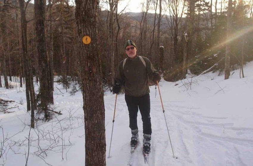 Mr Van Ski Trail