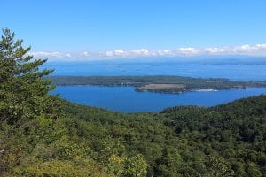 Rattlesnake Mountain trail closed