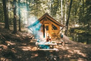 Huttopia plans Adirondack campground