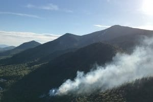 Multiple fires lead officials to caution campers
