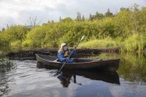 Birding on Fishing Brook