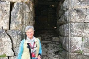 Curator Caroline Welsh's work leaves lasting impact