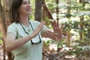 Christine Campeau: Passionate about Adirondack history