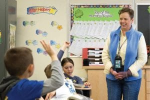 The joys and challenges of teaching in a small school district