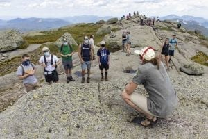 A different kind of summer atop High Peaks, where troubling trends persist