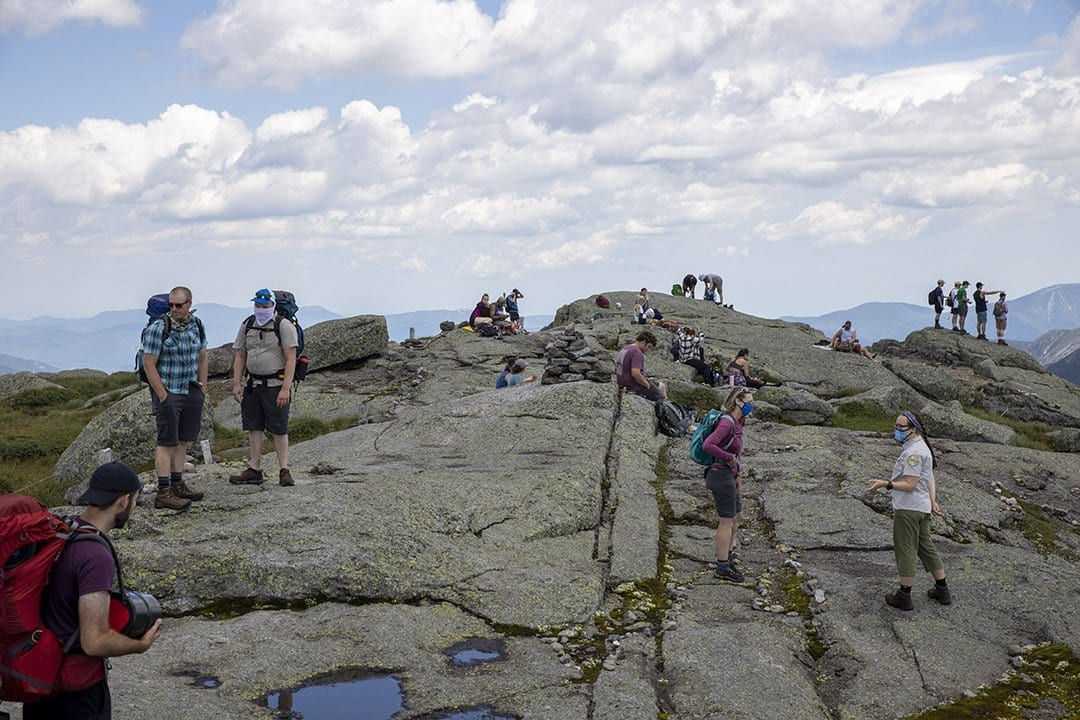 ADK says issuing hiking permits should be a last resort.