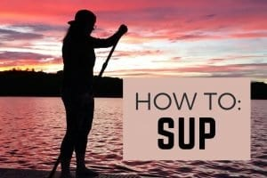 SUP dawg! Stand up paddle boards remain popular
