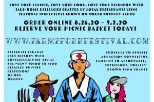 Farm2Fork Festival to move forward, contact free