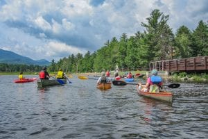 Ausable River Association resumes educational outings