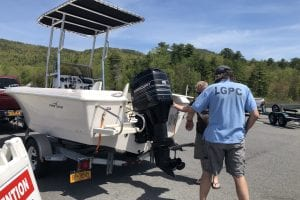 Inspectors block new Lake George invaders as boat numbers swell