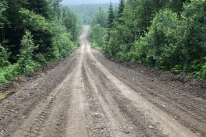 Figure 8: A Sable Highlands destination in need of long-planned road improvements