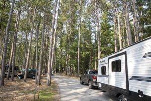 Fish Creek Pond Campground