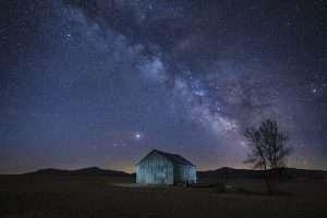 Adirondacks at night: A prime Eastern stargazing zone
