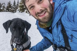 Brendan Wiltse: Champion for wilderness, known for motivating young activists