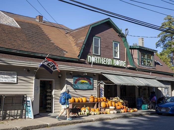 General store in Long Lake