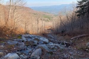 Hiking Wilmington Slide: A perfect shoulder-season outing