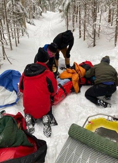 Cobble hill rescue