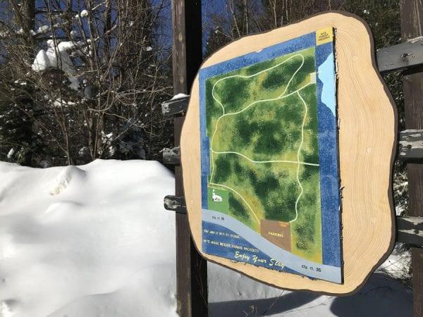 Duane trail map