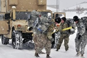 Budget and Fort Drum updates