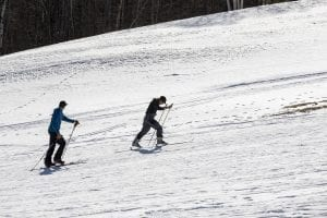 'Everesting' in the Adirondacks: Ski up, ski down, repeat 92 times