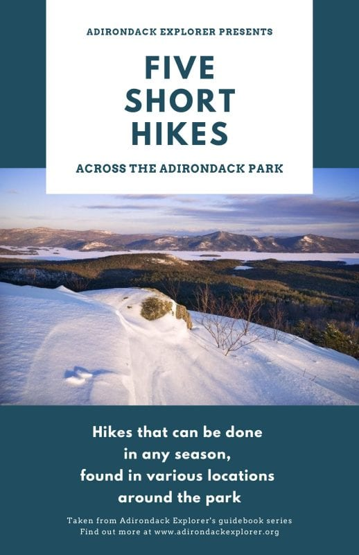 five short hikes guide