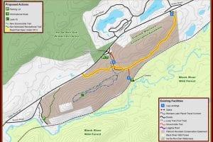 Flatrock rec plan could benefit rock climbers