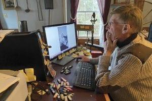 David Starbuck: Excavator of lost arcs