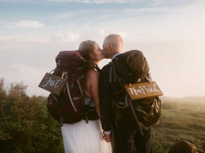 High Peaks wedding