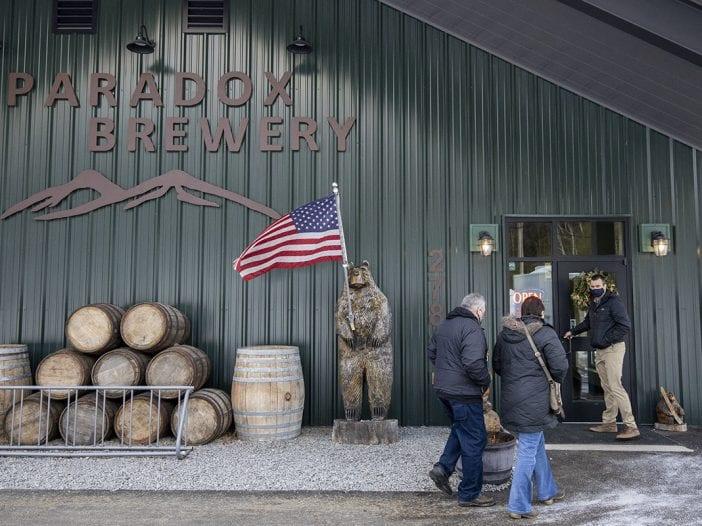 paradox brewery