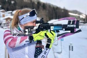 Maddie Phaneuf: A biathlete and environmental advocate
