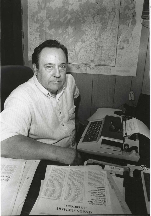 Tony D'Elia, who led an anti-APA campaign