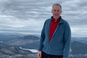 NYS Sen. Dan Stec: 'The hiking senator'