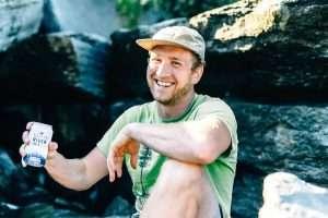 Videographer Eric Adsit enjoys showcasing outdoor adventures