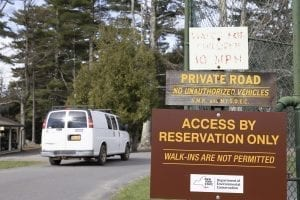 Hikers offer insights on new AMR permit system