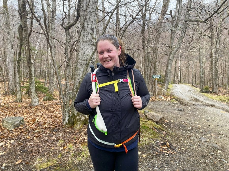 AMR hiker permit users