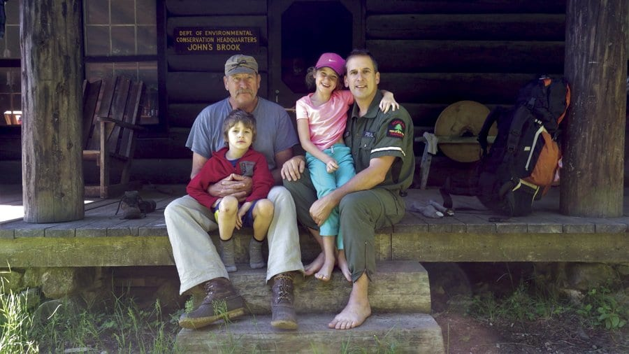 van Laer family