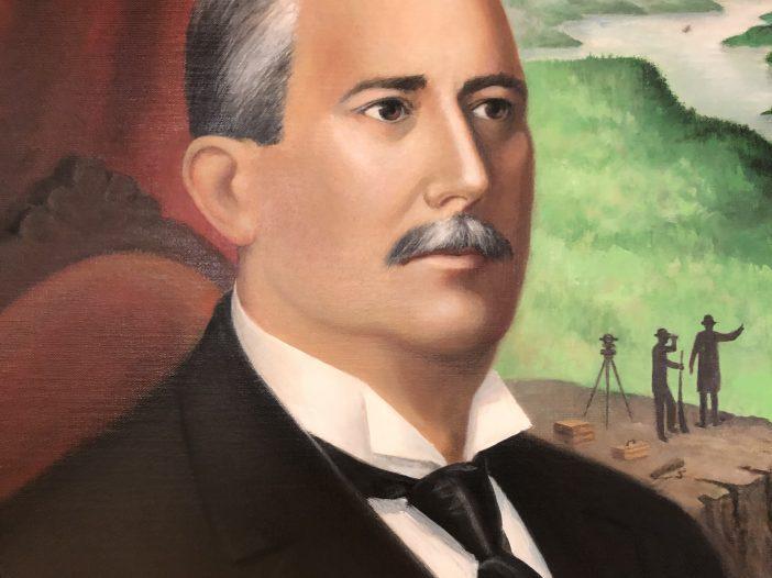 colvin portrait