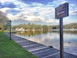 old forge waterfront