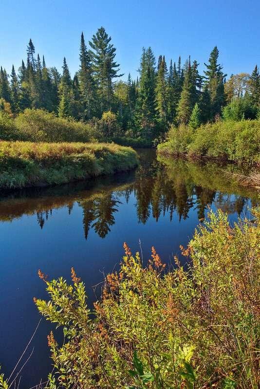 Cranberry Lake property
