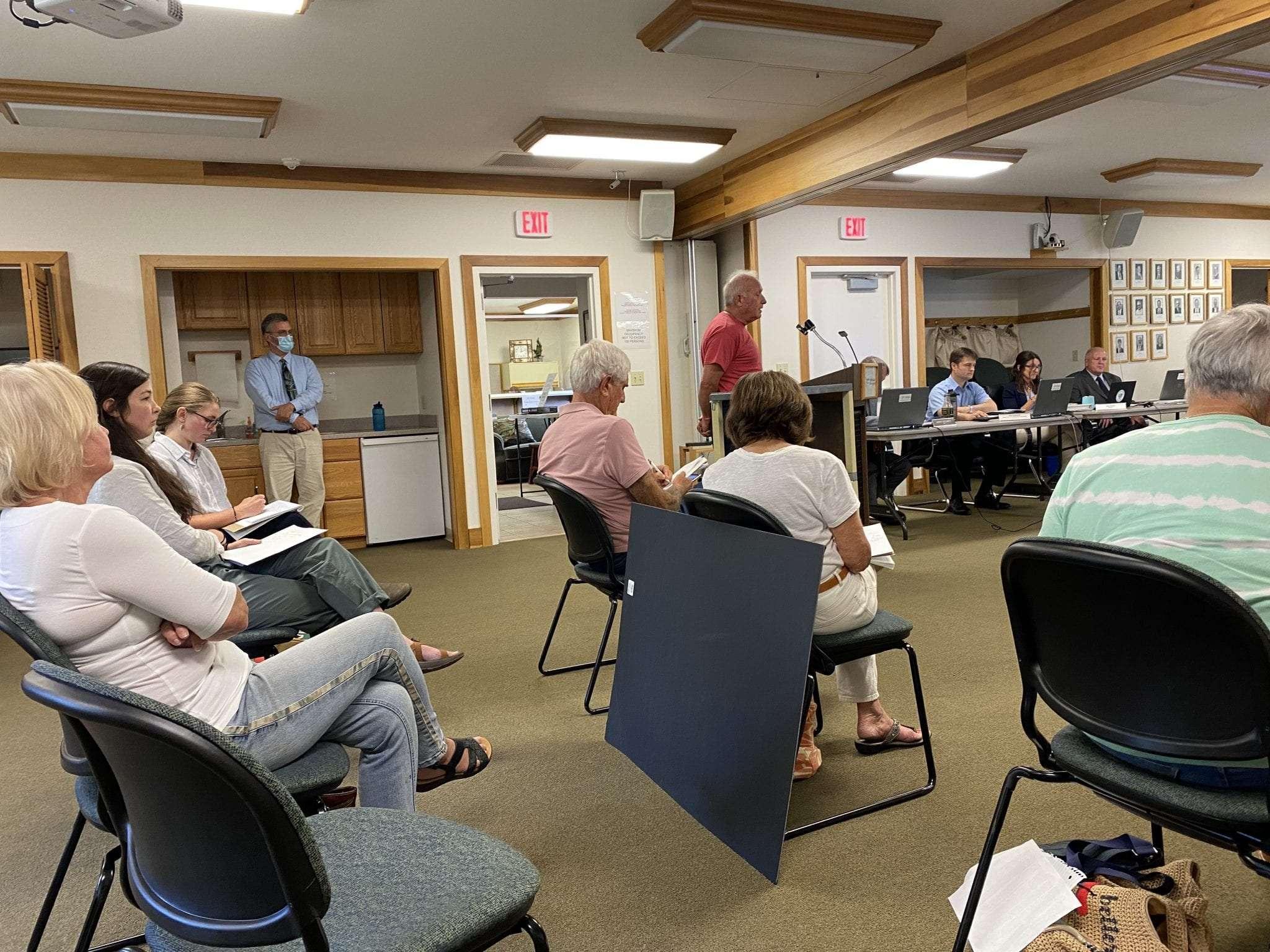 Forestport resident addresses APA board