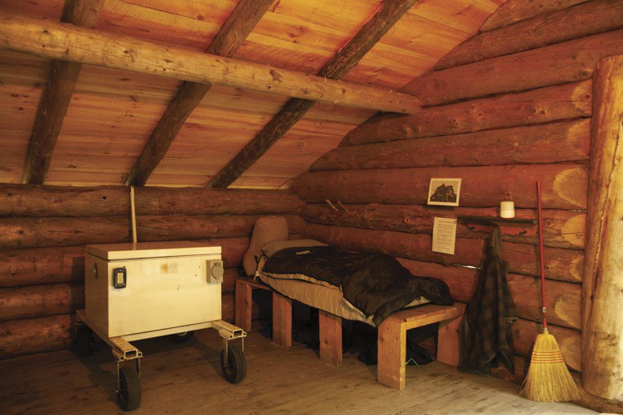 accessible leanto