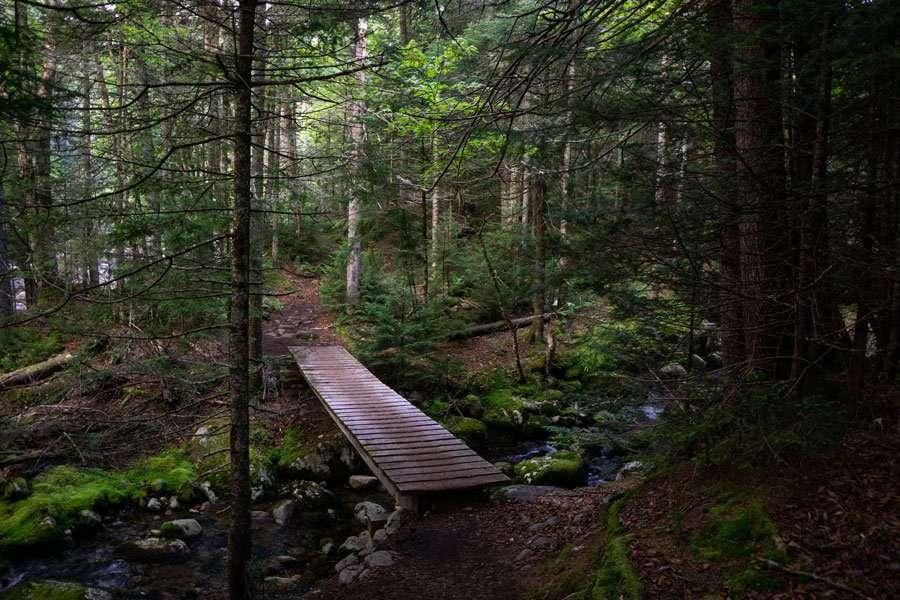 Haystack bridge