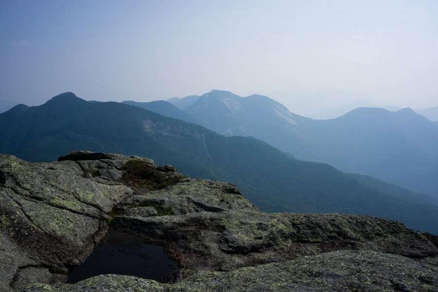 mountain haze