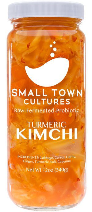 small town cultures kimchi