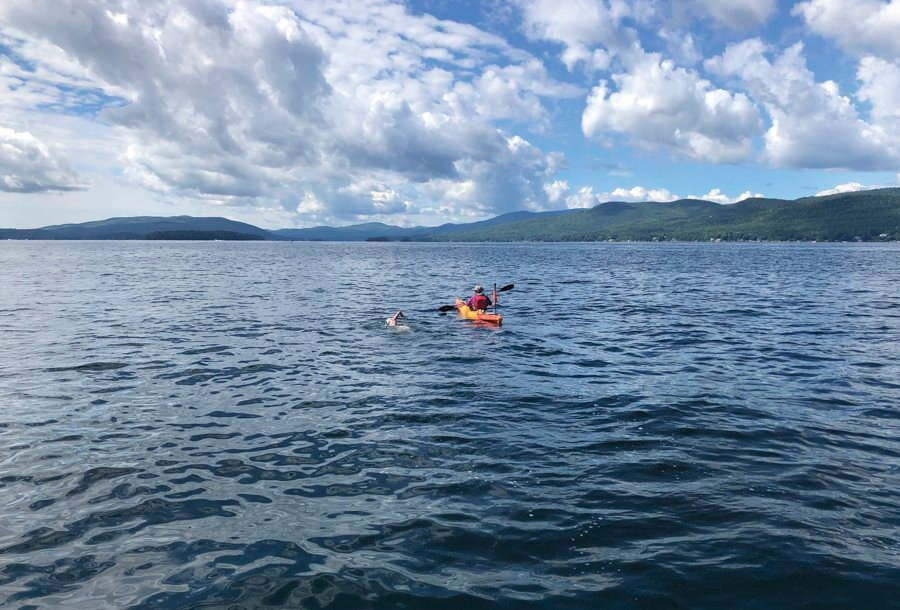 charlotte brynn swimming