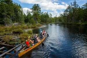Communities celebrate return of the 90-Miler canoe race