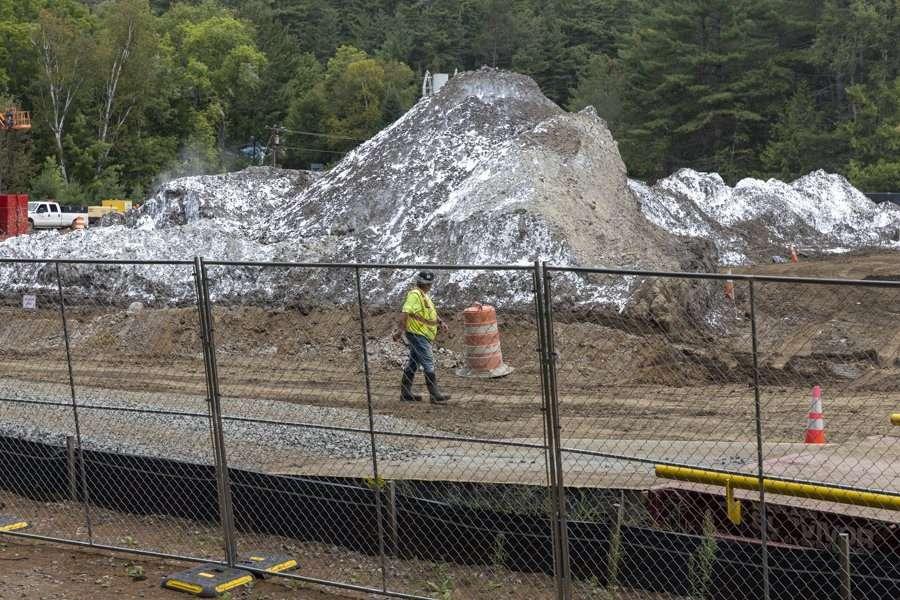 gas plant superfund clean up