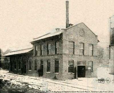 Former saranac lake gas plant