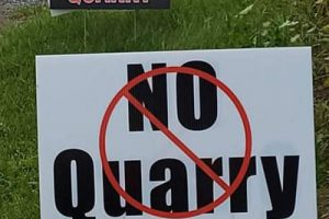 As White Lake quarry application moves forward, opposition grows