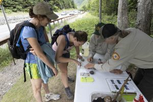 Addressing the need for hiker information